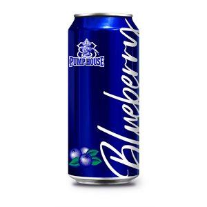 Pump House Blueberry Ale 473ml