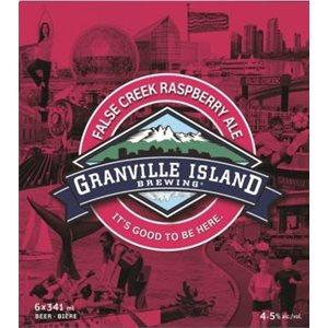 Granville Island False Creek Raspberry 6 B