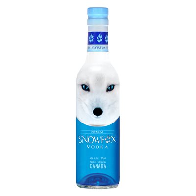 Snowfox Vodka 375ml