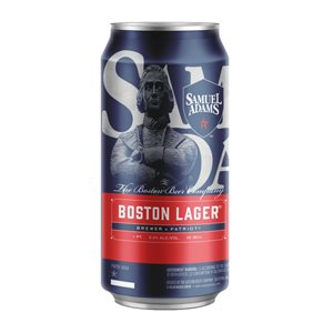 Samuel Adams Boston Lager 473ml