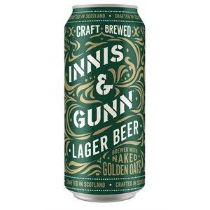 Innis & Gunn Lager 500ml