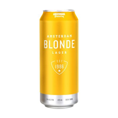 Amsterdam Natural Blonde 473ml