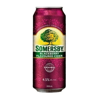 Somersby Blackberry Cider 500ml