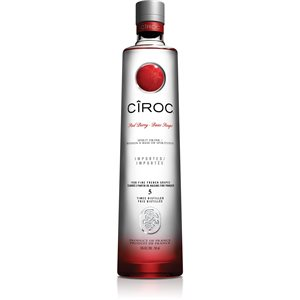 Ciroc Red Berry Spirit Drink 750ml