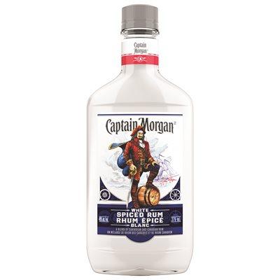 Captain Morgan White Spiced Rum 375ml