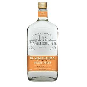 Dr McGillicuddys Peach 750ml