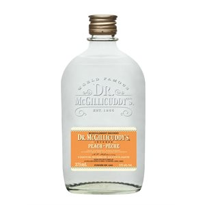 Dr McGillicuddys Peach 375ml