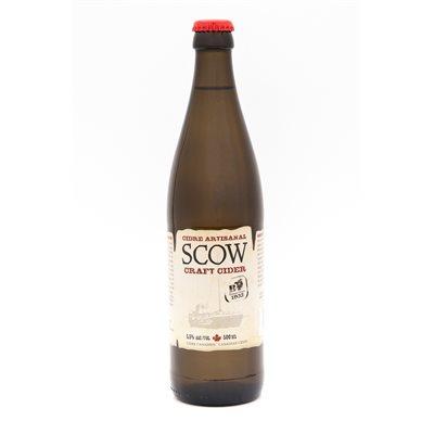 Scow Cider / Cidre 500ml
