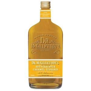 Dr McGillicuddys Butterscotch 750ml