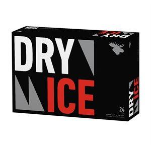 Moosehead Dry Ice 24 C