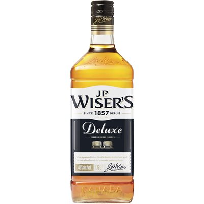 JP Wisers Deluxe Canadian Whisky 1750ml
