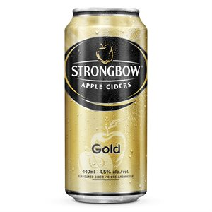 Strongbow Gold 440ml