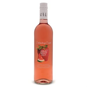 Girls Night Out Strawberry Samba 750ml