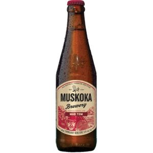 Muskoka Mad Tom IPA 341ml