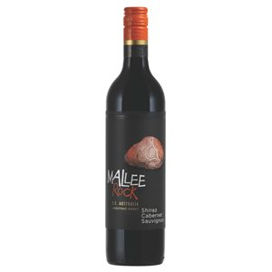 Mallee Rock Shiraz Cabernet 750ml