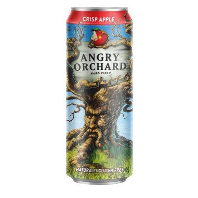 Angry Orchard Crisp Apple Cider 473ml