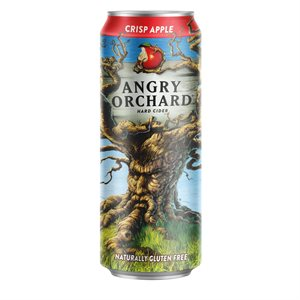 Angry Orchard Crisp Apple Cider 473ml