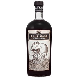 Black Magic Spiced Rum 750ml