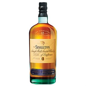 Singleton Of Dufftown 12 YO 750ml