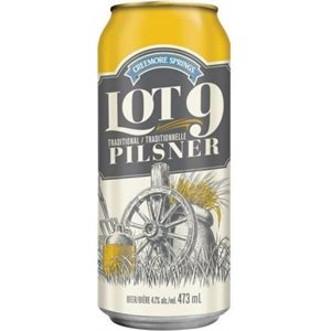Creemore Lot 9 Pilsner 473ml