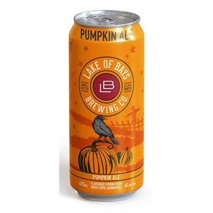Lake Of Bays Pumpkin Ale 473ml