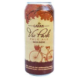 Gahan Vic Park Pale Ale 473ml