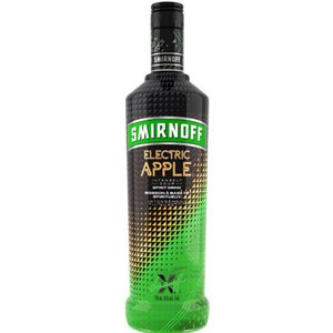 Smirnoff Electric Apple 750ml