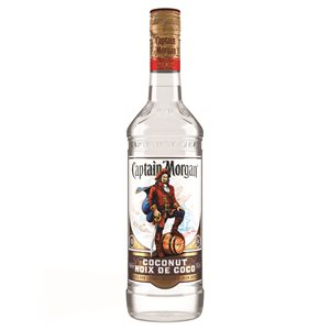 Captain Morgan Caribbean Coconut Rum 750ml