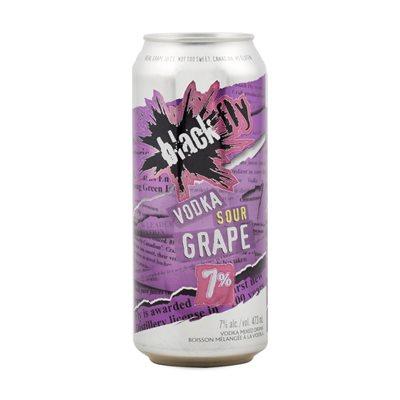 Black Fly Sour Grape 473ml
