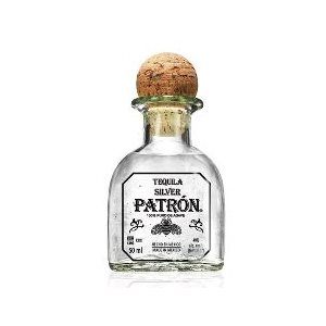 Patron Silver Tequila 50ml