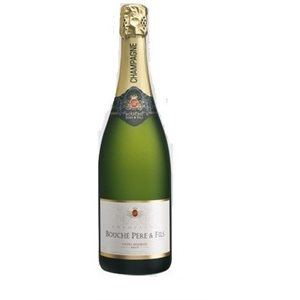 Champagne Bouche Pere & Fils Cuvee Reserve Brut 750ml