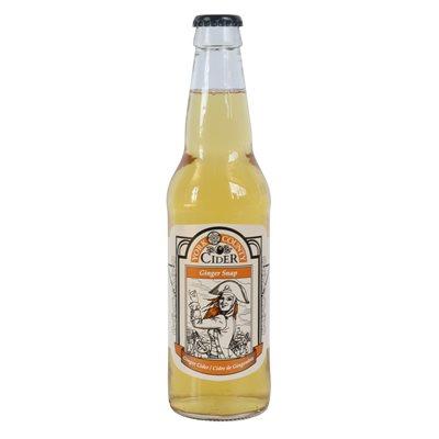 York County Cider Ginger Snap 355ml