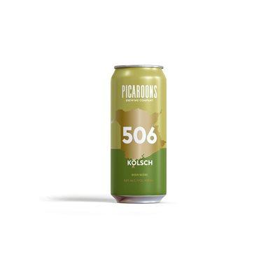 Picaroons 506 Kolsch 473ml
