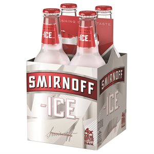 Smirnoff Ice 4 B