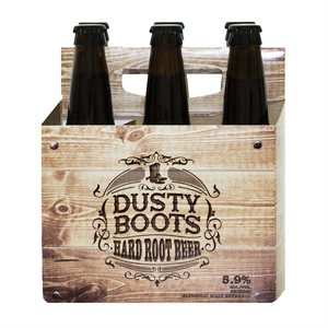 Dusty Boots Root Beer 6 B