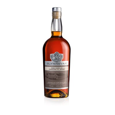 Glynnevan Double Barrelled Rye 750ml