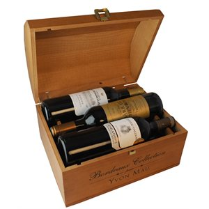 Yvon Mau Bordeaux Discovery Chest 750ml