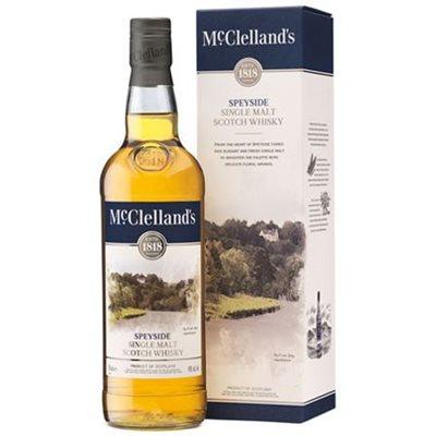 McClellands Speyside 750ml