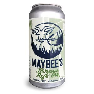 Maybee Forage Rye IPA 473ml