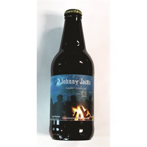 Johnny Jacks Smokin Amber Ale 355ml