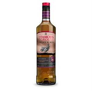 The Famous Grouse Smoky Black 750ml