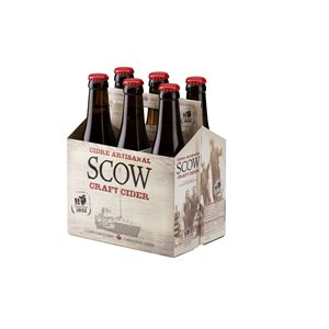 Scow Craft Cider 6 B
