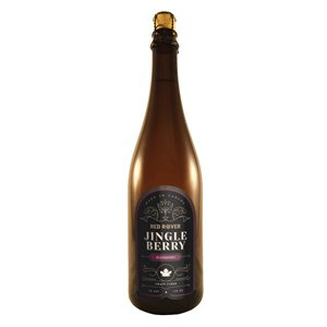 Red Rover Jingleberry Cider 750ml