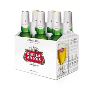 Stella Artois Lager 6 B
