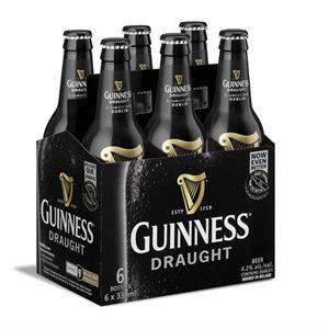 Guinness Draught 6 B