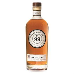 Wayne Gretzky No 99 Red Cask Whisky 750ml