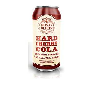 Dusty Boots Hard Cherry Cola 473ml