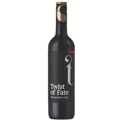 Twist Of Fate Winemakers Red 750ml