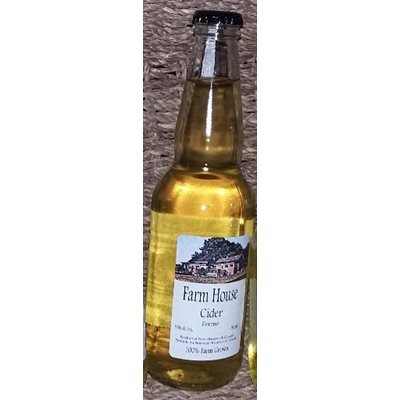 Gagetown Distilling & Cidery Farmhouse Cider 341ml