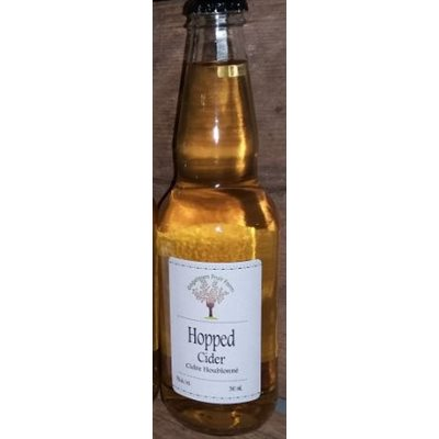 Gagetown Distilling & Cidery Hopped Cider 341ml
